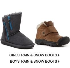 Kids' Rain & Snow Boots