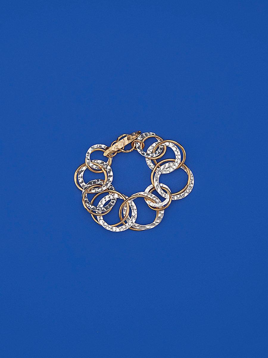 Multi-Ring Bracelet