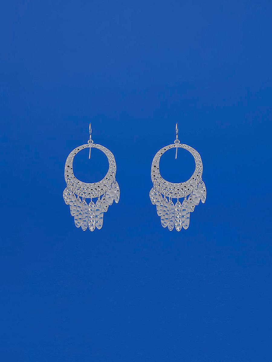 Tassel Fringed Earrings