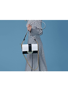 Bonne Journée Halfmoon Bag by DVF