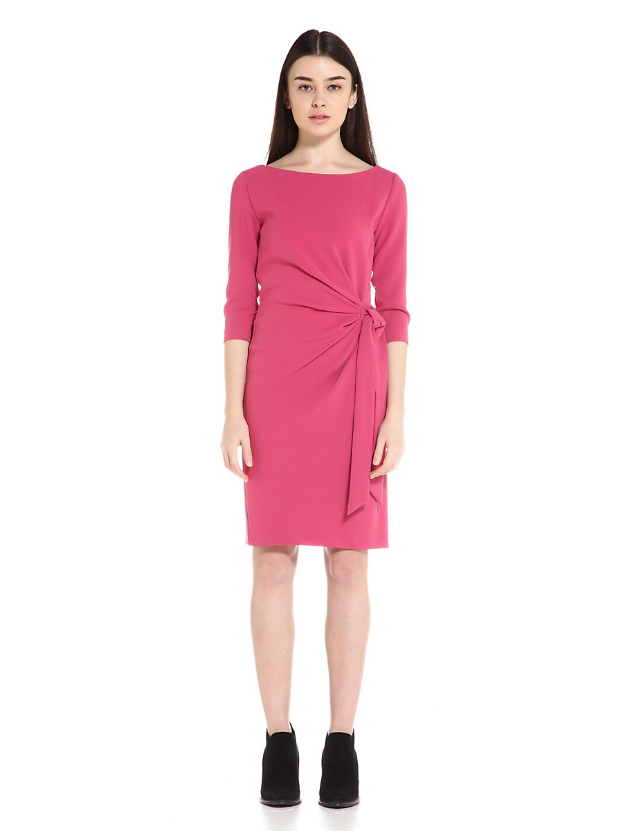 Andy Two Dress in Pink by DVF