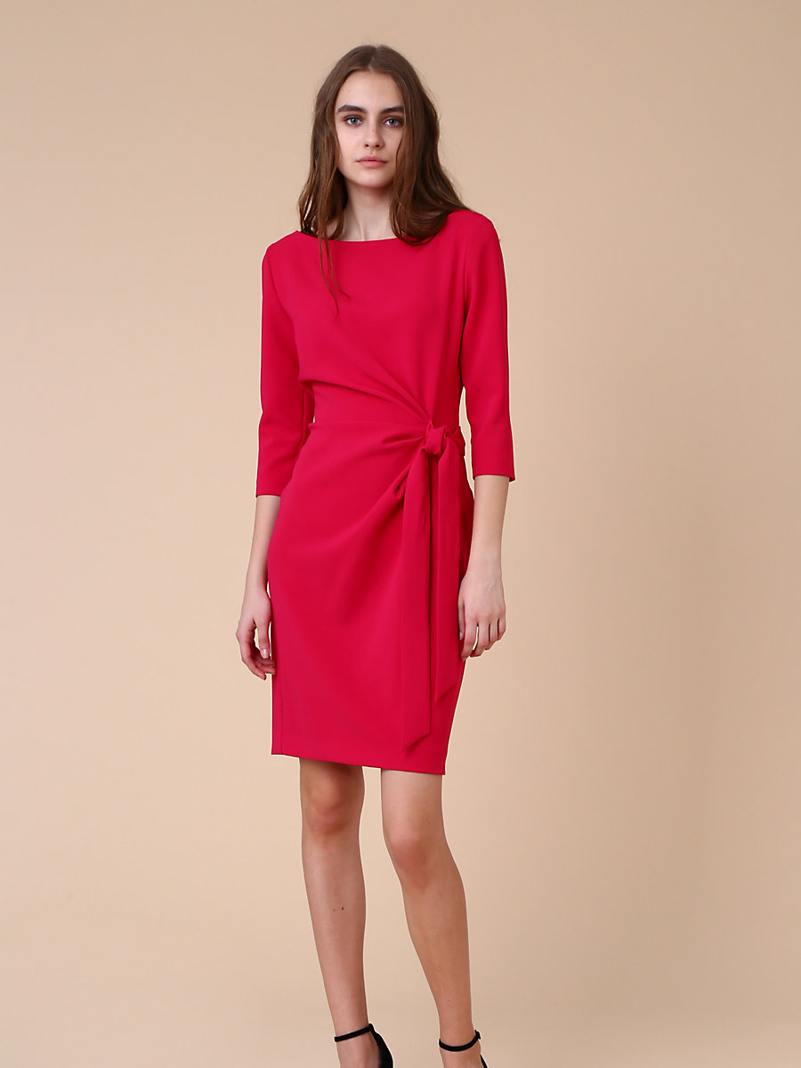 Andy Dress in Pink by DVF