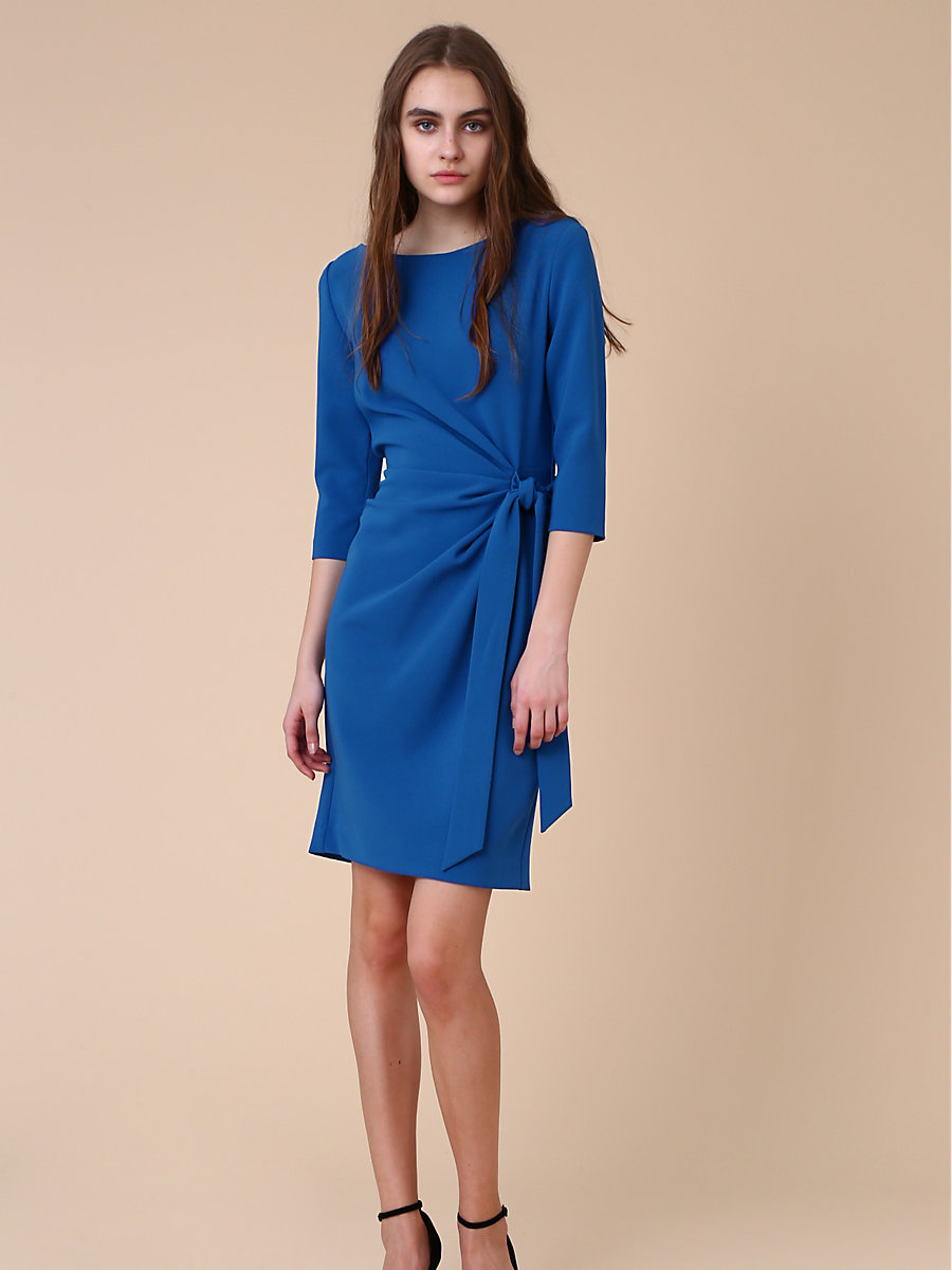 Andy Dress in Blue by DVF