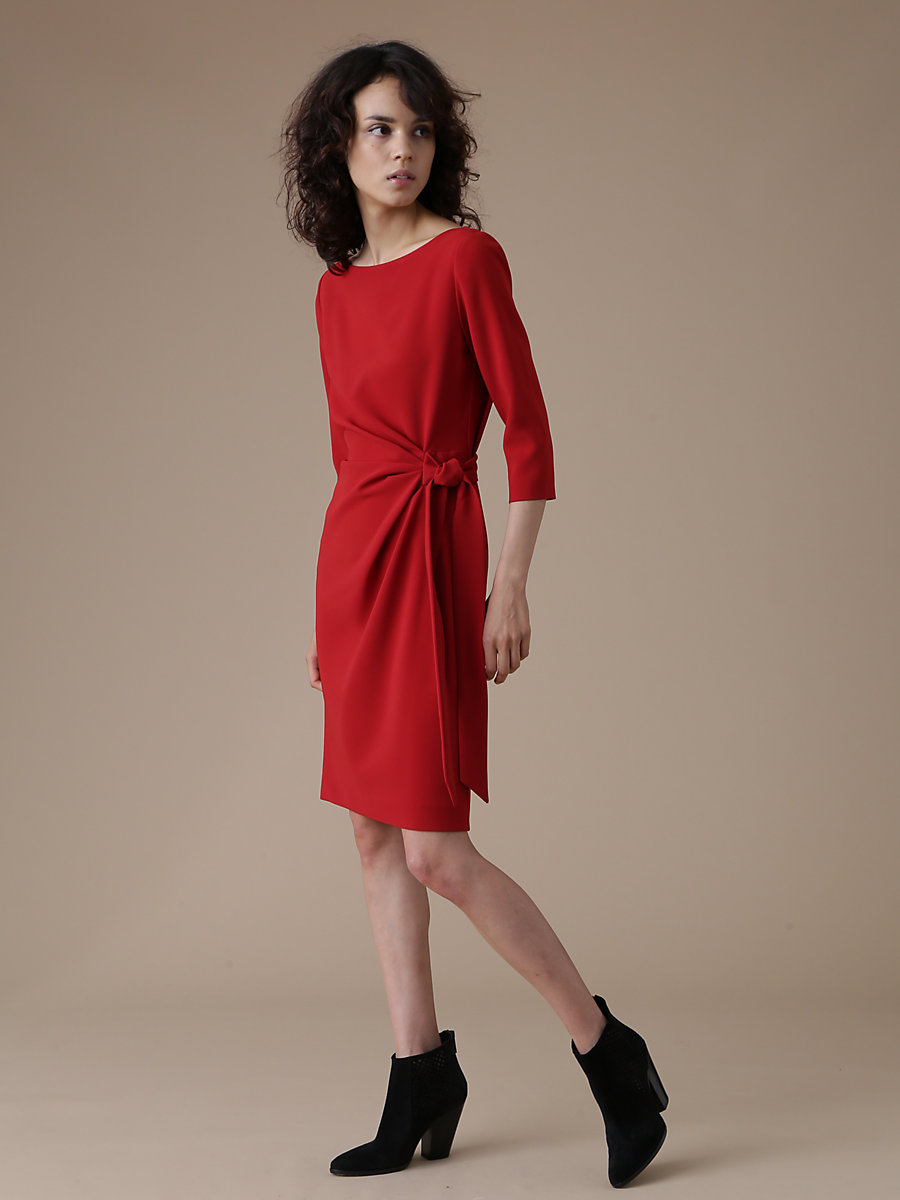 Andy Dress in Red by DVF