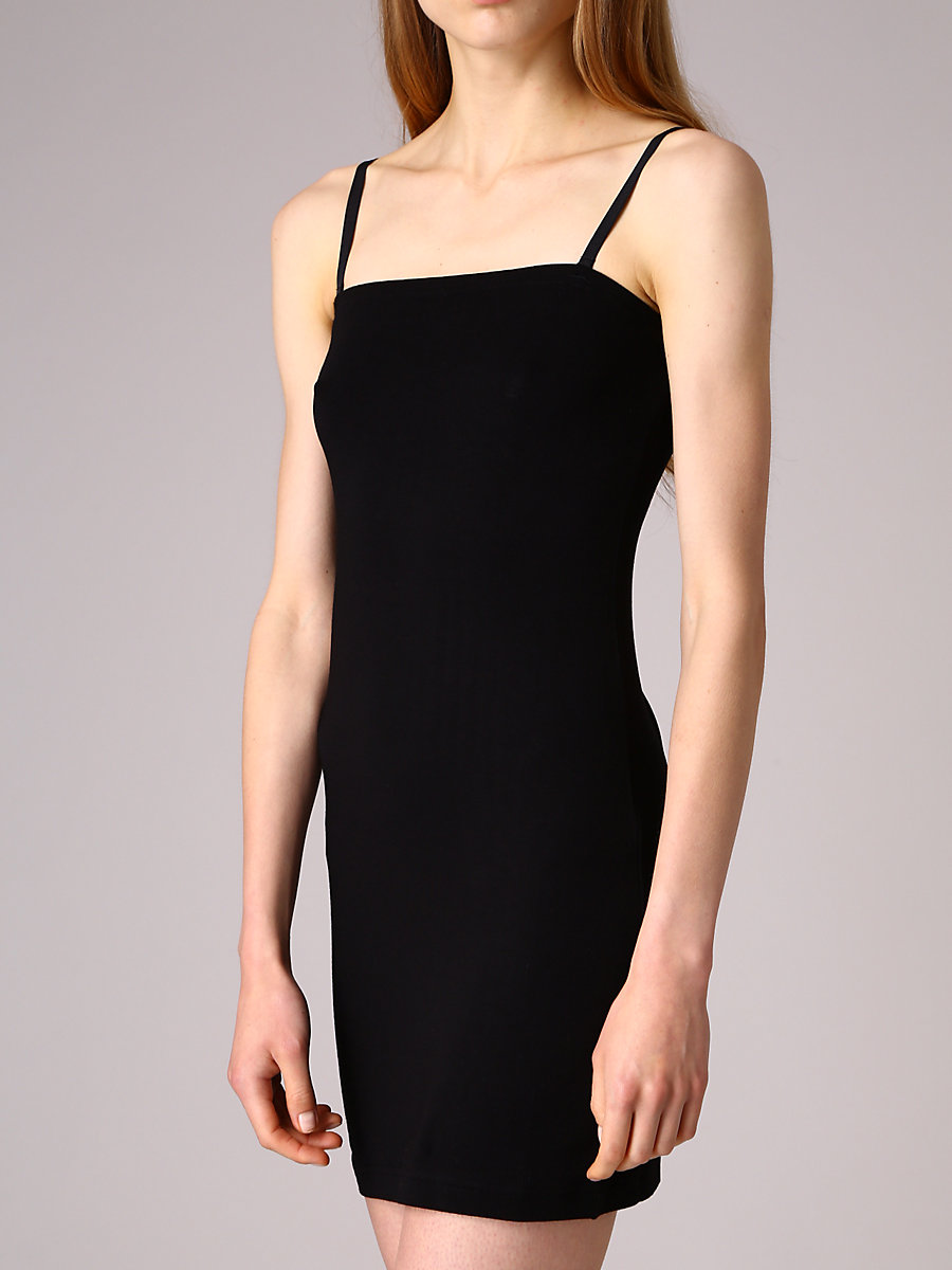 Inner Camisole in Black by DVF