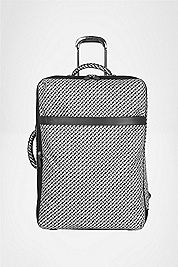"On The Go Collection 24"" Upright Suitcase"