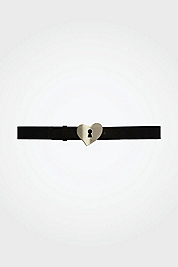 New Quinn Suede Belt