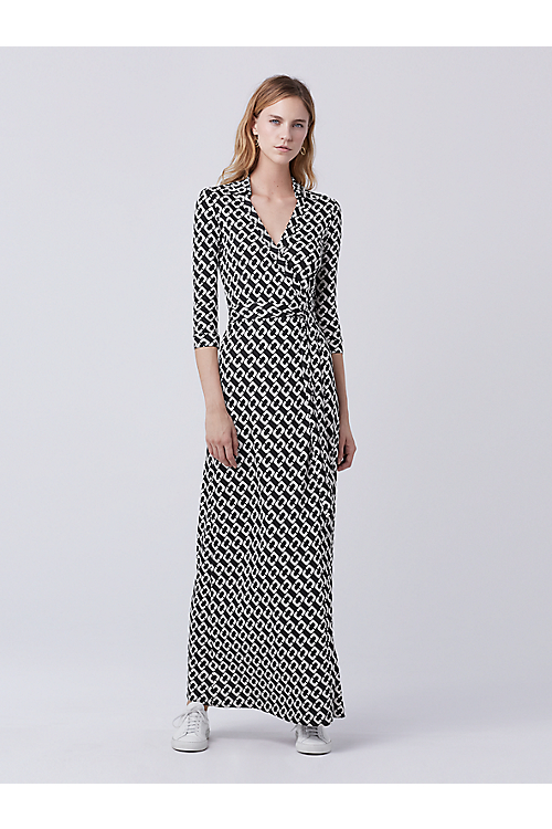 Wrap Dresses Amp Wrap Around Dresses By Dvf