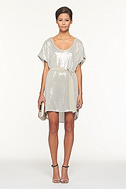 Sol Sequined Dress