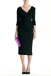 Bentley Ruched Dress