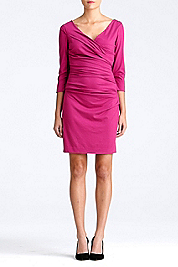 Bentley Short Ruched Dress