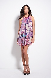DIANE von FURSTENBERG - Deana Dress in Patchwork