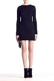 Slim Kivel Lace Dress