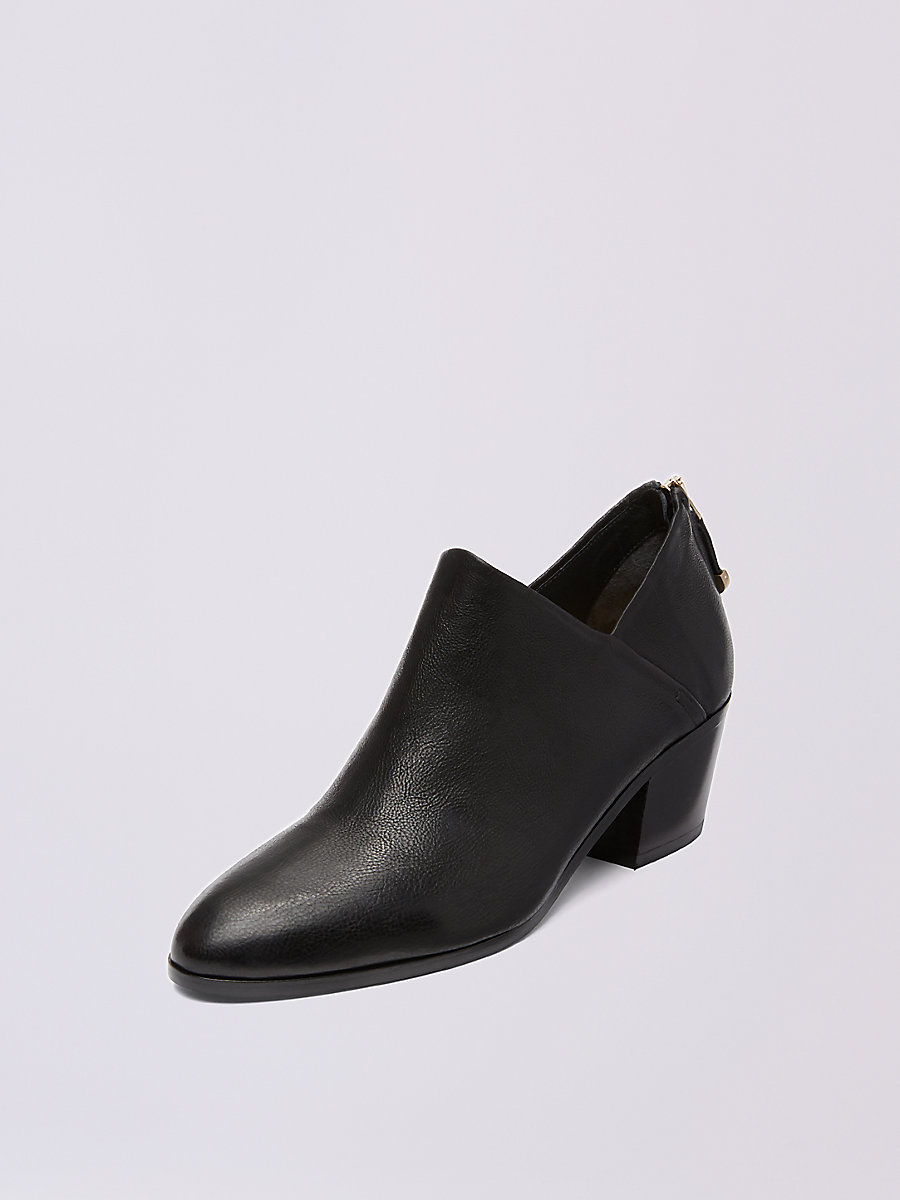 Dassel Bootie in Black by DVF