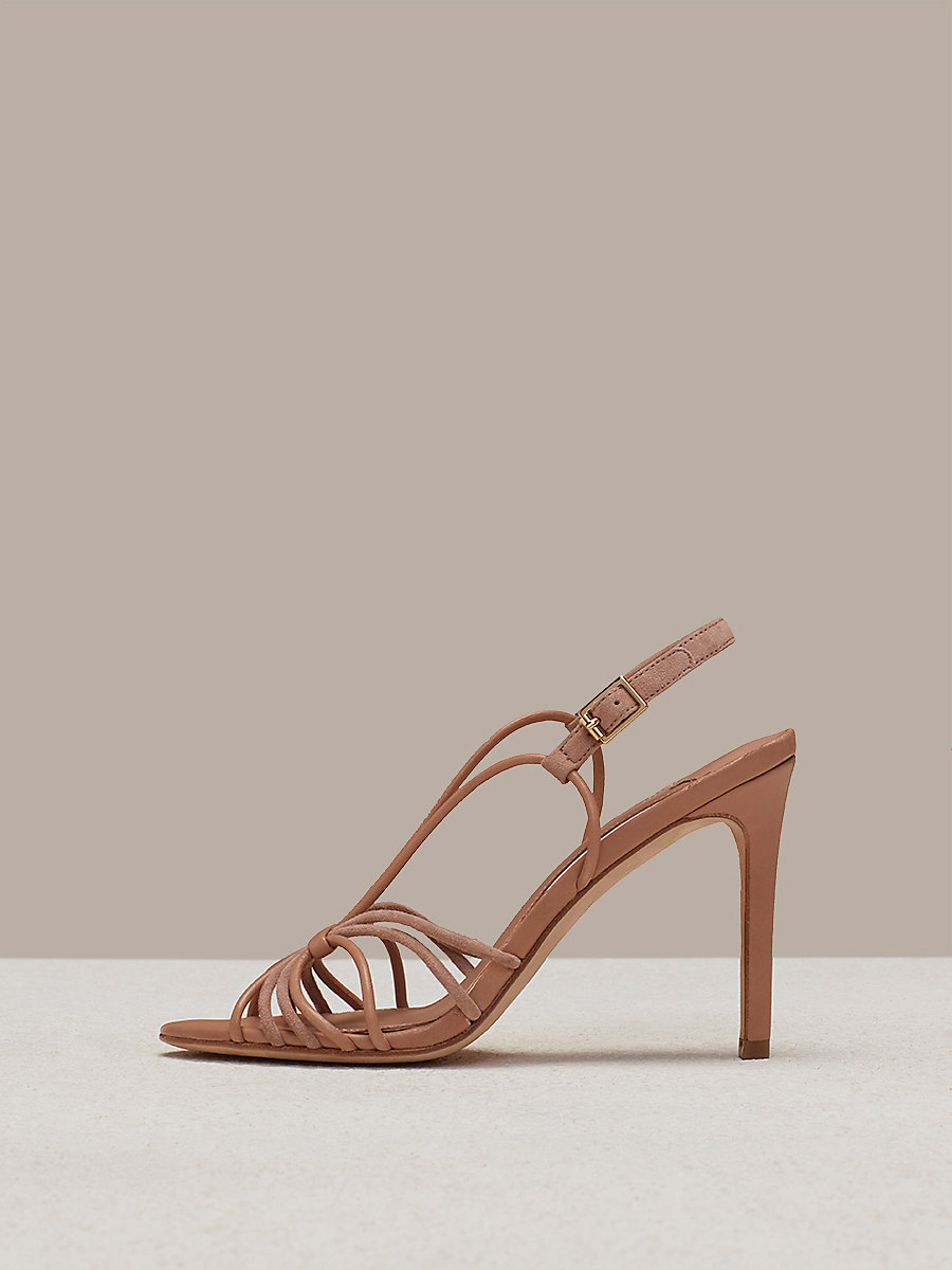 Milena Heel in Powder by DVF