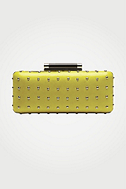 Tonda Studded Large Clutch