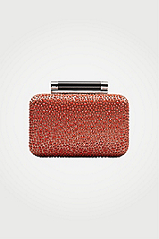 Tonda Crystal Small Clutch