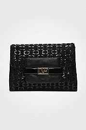 Dvf Mimosa Haircalf Clutch