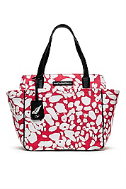 On The Go Floral Canvas Tote