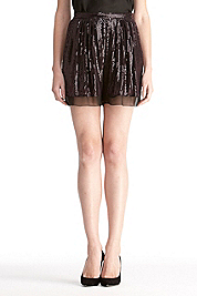 Sandra Sequins Short