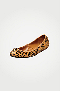 in Tan/blk Spotted Prnt Pony Haircalf