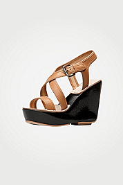 Olympius Wedge Sandal