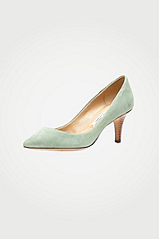 Anette Suede 70mm Pump