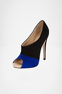 in Royal Blue Suede/black Suede
