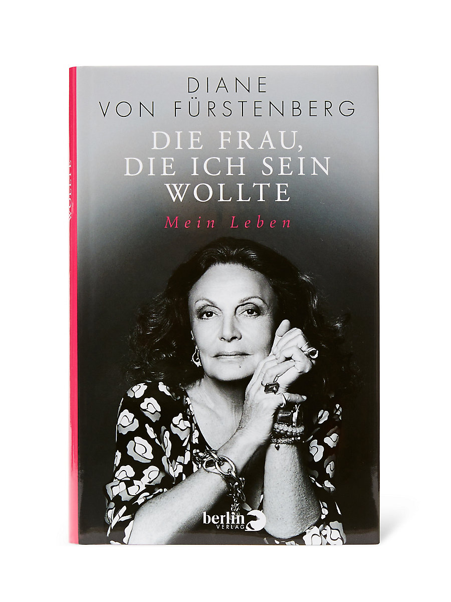The Woman I Wanted to Be Book German Edition in Multi by DVF