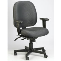 Fabric Ergonomic Task Chair, C80085
