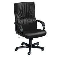 High Back Chair Leather, C80065