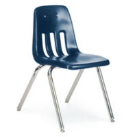 "Virco 9000 Stack Chair 18"" 5th Grade and Up, C70285"