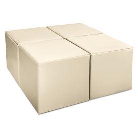 """Modular Cube Four Piece Bench Set- 36""""W x 36""""D, W60868"""