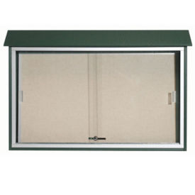 "Sliding Door Outdoor Message Center 30"" x 45"", B23201"