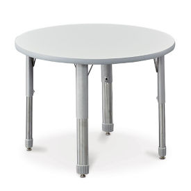 "Round ReMarkable Table - 48""DIA, A11336"