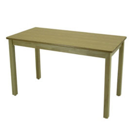 "72"" x 30"" Library Table, T11211"