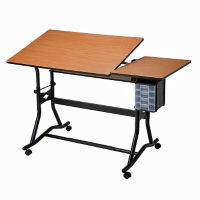 CraftMaster III Split Top Drafting Table, A11128