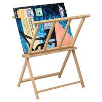 Wooden Print Rack, V21876
