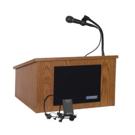 Wireless Tabletop Lectern, M13097