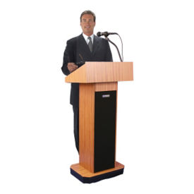 Executive Sound Column Lectern, M13106
