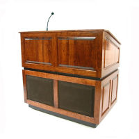 Ambassador Wireless Lectern, M13188