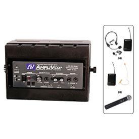 Amplified Speaker with Wireless Mic, M16308