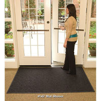 Recycled Floor Mat - 4' x 8', W60639