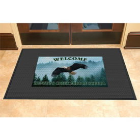 Customized Logo Mat - 3' x 5', W60792