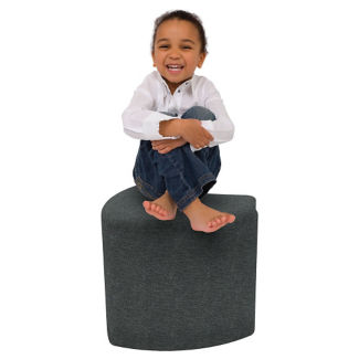 Fabric Upholstered Stool (Small), C70490