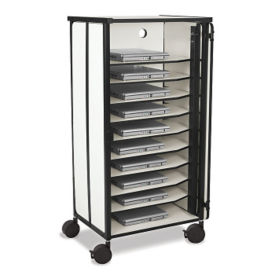 10 Notebook Storage Cabinet, M13054