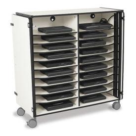 20 Laptop Storage Cabinet, M13055