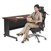 "Agility Mobile Flip Top Table 30""W x 60""D, T11326"
