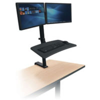 Dual Monitor Workstation, E10258