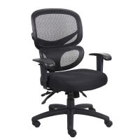 High Back Ergonomic Chair with Mesh Back, C80457